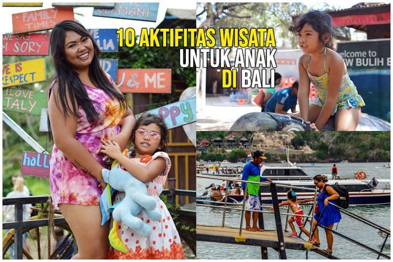 Aktifitas Wisata Anak Di Bali