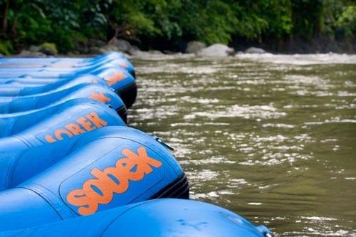 Sobek Rafting Ayung harga 2017