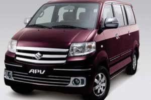 Sewa Mobil APV