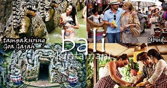 Wisata Satu Hari Kintamani Ubud