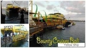 Tiket Bounty Cruises