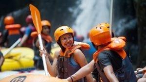Harga Toekad rafting di Ubud