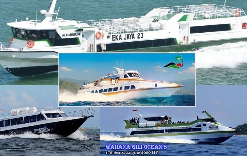 tiket Fast Boat Bali Gili
