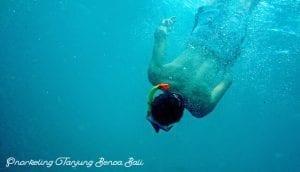 harga snorkeling di bali