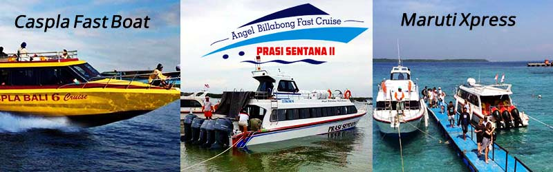 Bali fast boat penida