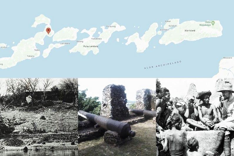 Benteng Lohayong Spot Wisata Di Larantuka