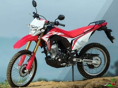 CRF-150-Rent-Penida-dirt-bike