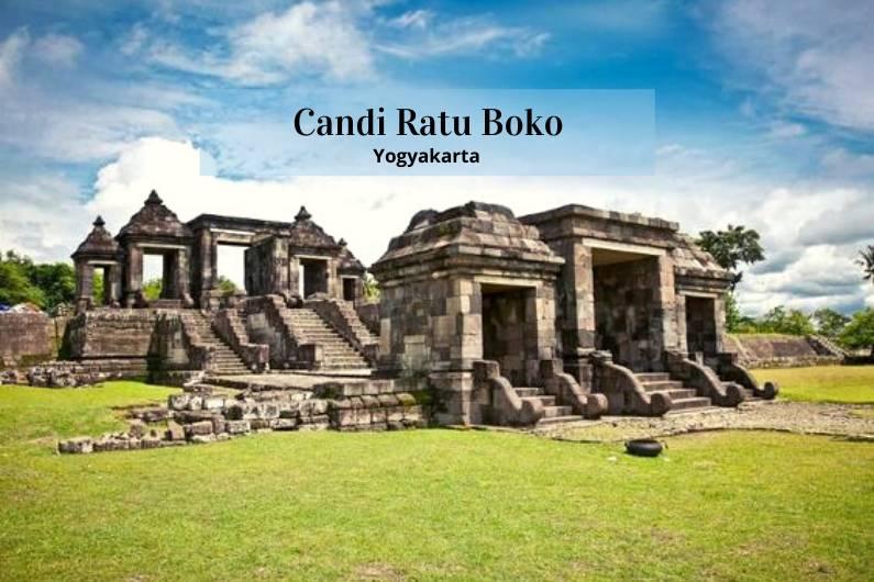 Candi Ratu Boko Yogyakarta
