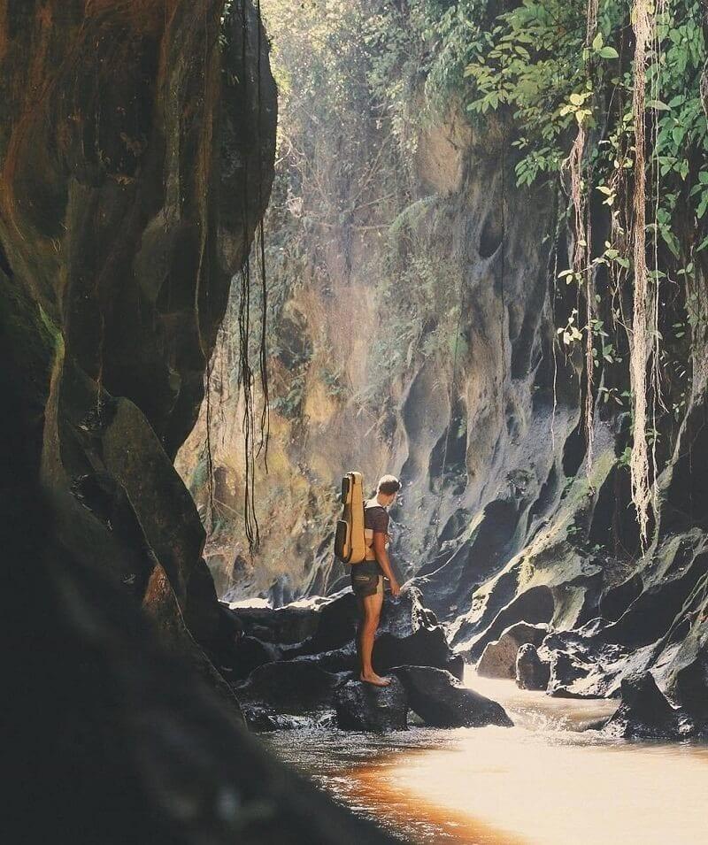 Canyon Guwang Sukawati Bali