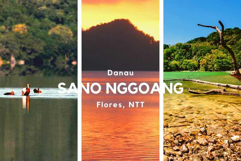 Danau Sano Nggoang Flores