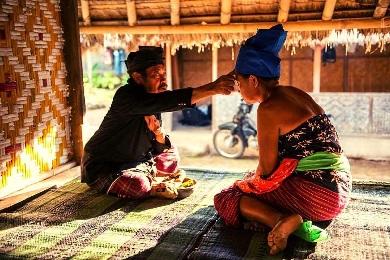 Desa Wisata Senaru Lombok