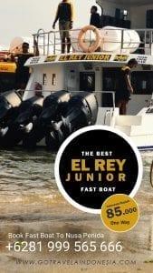 El Rey Fast Boat