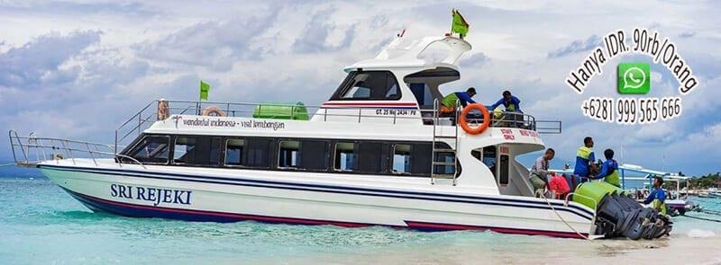 Fast-Boat-Sri-Rejeki-nusa-penida-bali