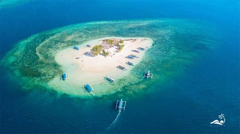 Gili-Kedis-island