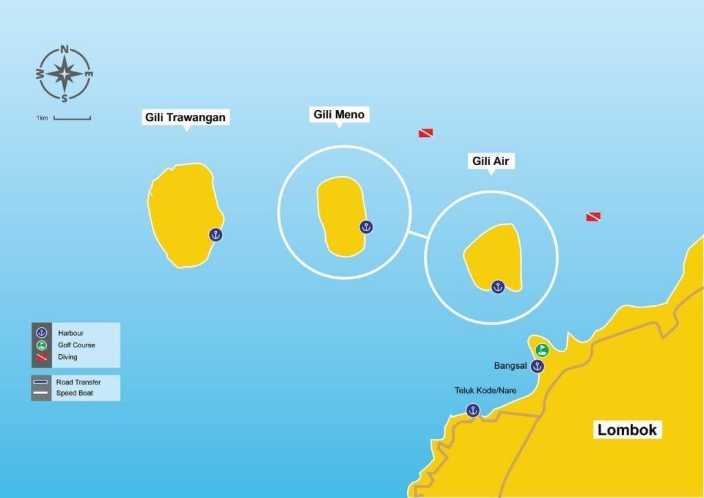 Gili's Map