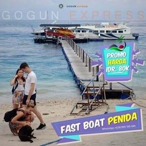 gogun express fast boat