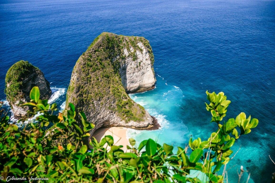 Keindahan Alam Nusa Penida, Ceningan dan Lembongan