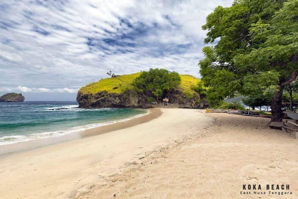 Koka-beach
