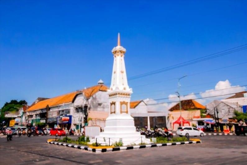 Kota Yogyakarta Tugu Jogja