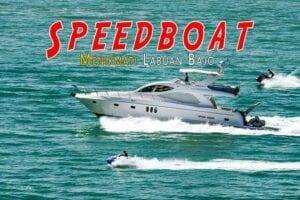 Labuan Bajo Dengan Speed Boat
