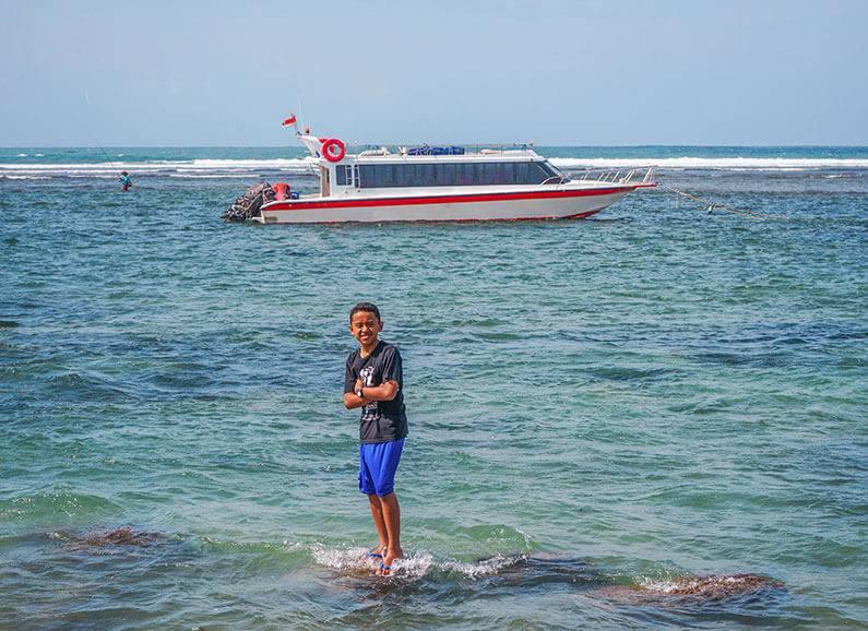 Matahari Terbit Sanur menjadi tepat berenang 'wisata anak'