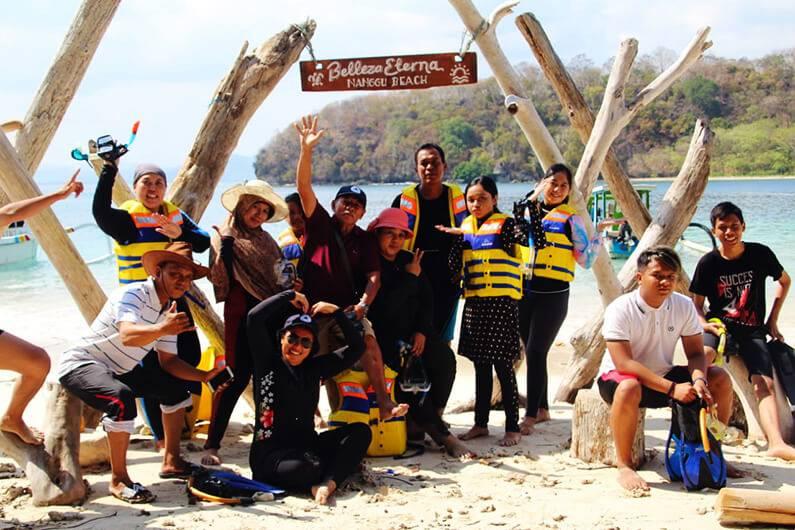 Nanggu Snorkeling corporate group