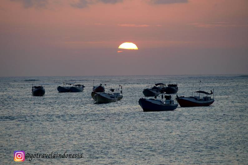Nelayan Pantai Jimbaran Bali
