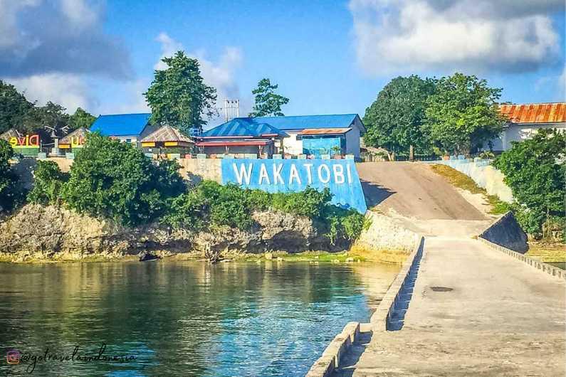 New Normal Taman Laut Nasional Wakatobi