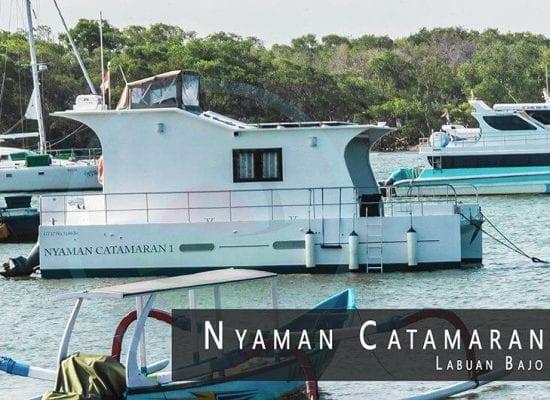 Nyaman-Catamaran-Labuan-Bajo