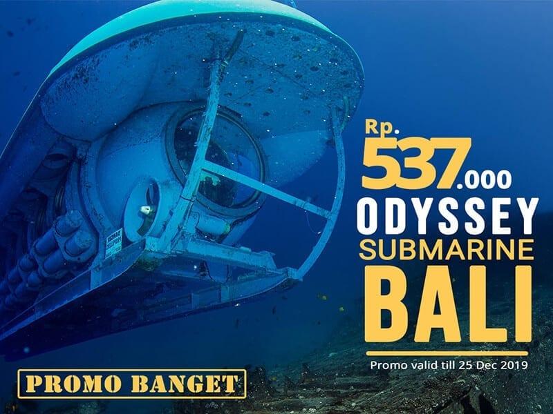 Odyssey Submarine Promo