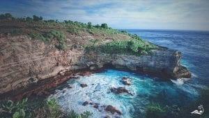 Pantai Andus Nusa Penida