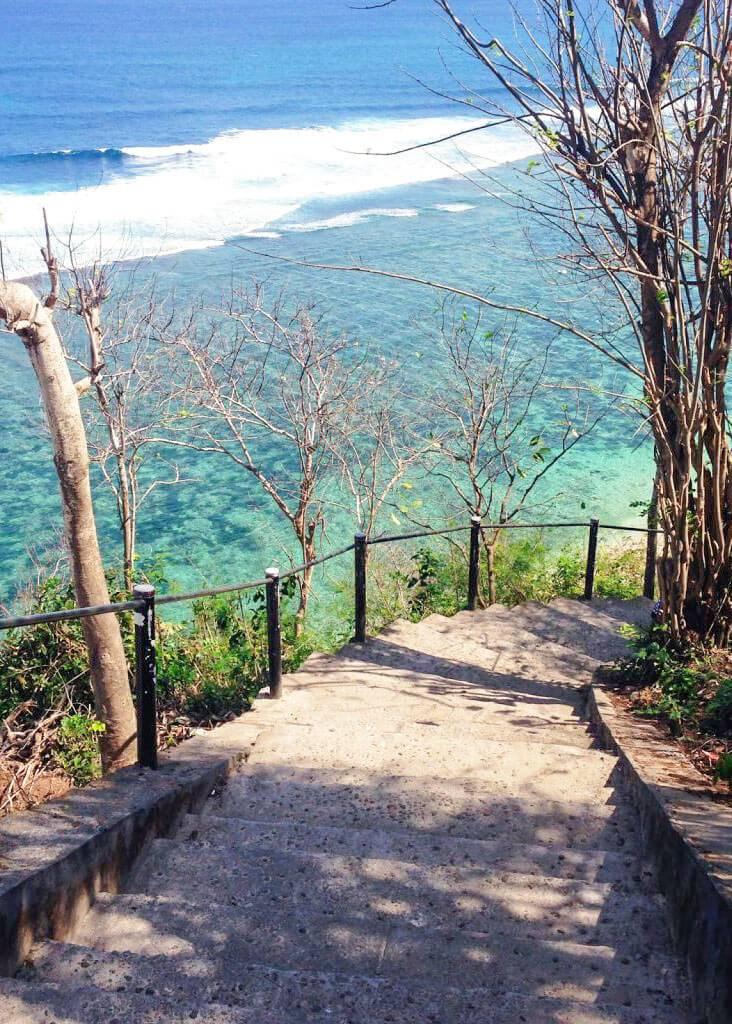 Pantai Gunung Payung Anti mainstream pulau bali