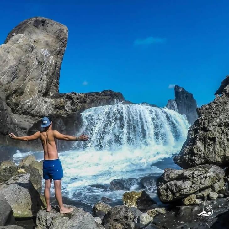 Wisata Di Sekotong Lombok Pantai Nambung