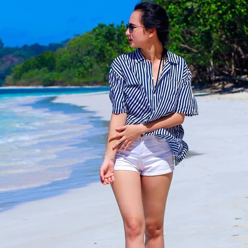 seven hidden paradises Peucang Island