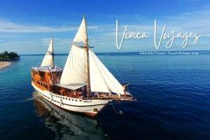 Phinisi Vinca Voyages Komodo