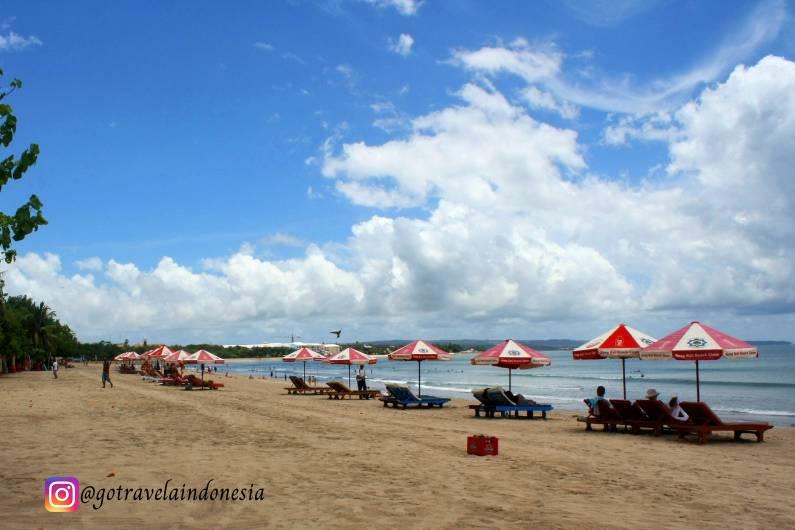Pinggir Pantai Pandawa Bali