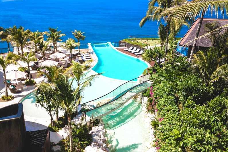 Pool The Edge Bali