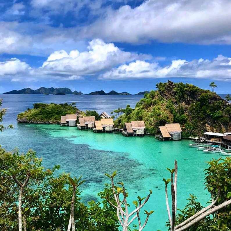 Misool Island seven hidden paradises