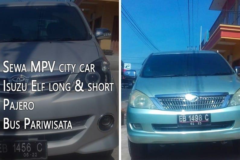 Rent Car Transport sewa mobil larantuka