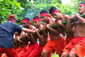 Ritual Bambu Gila