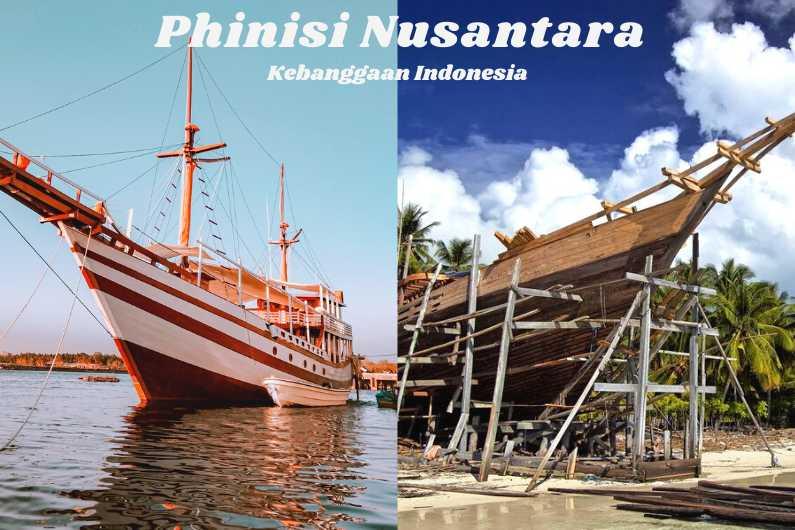 Ritual Pembuatan Kapal Phinisi