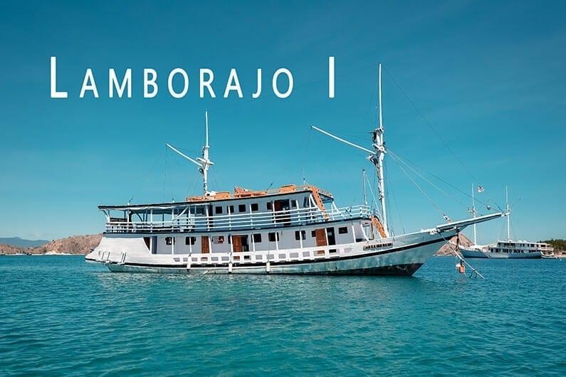 Sewa Kapal Lamborajo Bajo 1
