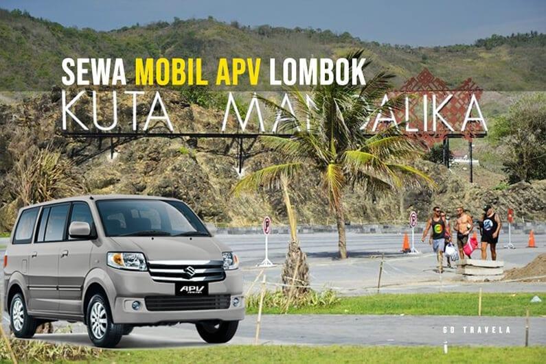 Sewa Mobil Apv Lombok