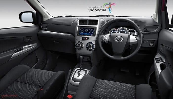 Interior Mobil di Bali
