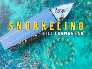 Snorkeling Gili's