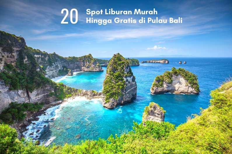 Spot Liburan Gratis Bali