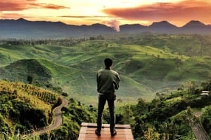 Sunrise Point Cukul Pangelangan Bandung