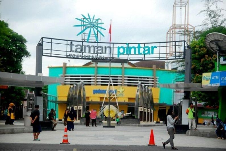 Taman Pintar Jogja Spot Wisata Anak