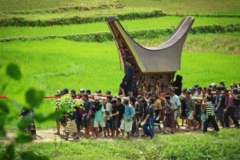 Tana-Toraja-Sulawesi
