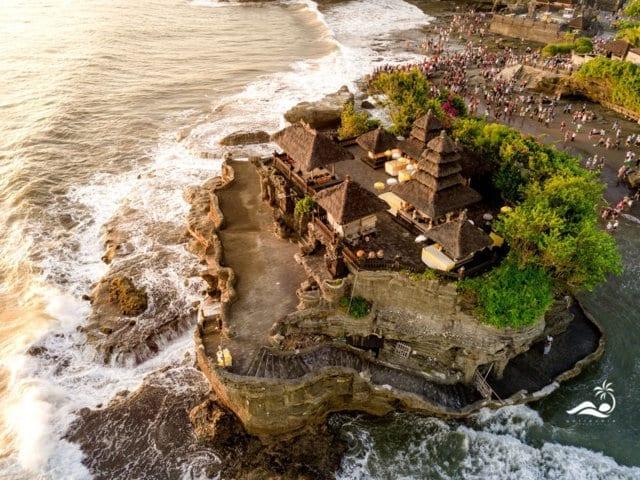 Tanah-Lot-Bali Drone